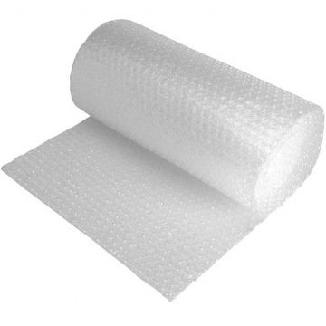 Bubble Wrap - Small Bubble<br>Size: 750mmx100m<br>Pack of 1